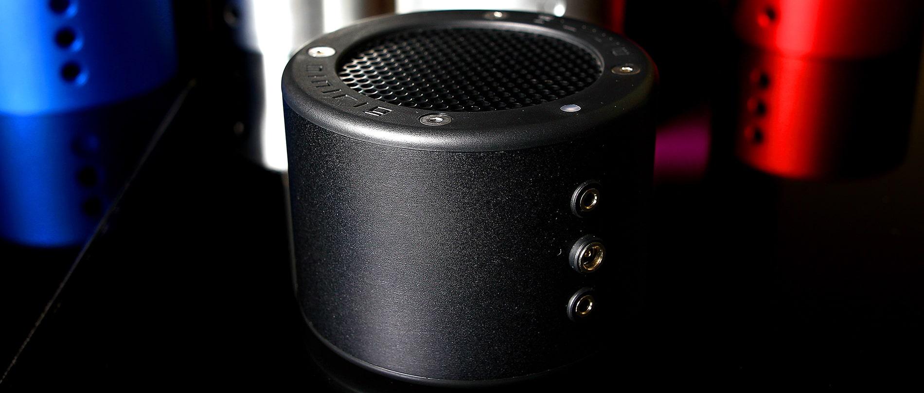 Bead-Blasting-Speaker